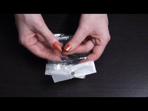 ASMR Plastic Crinkling: soft plastic, cellophane, HARSH nosies, no talking