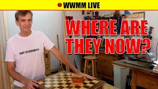 🔴 Where are they now? Chess board, purple bench and more! WWMM LIVE thumbnail