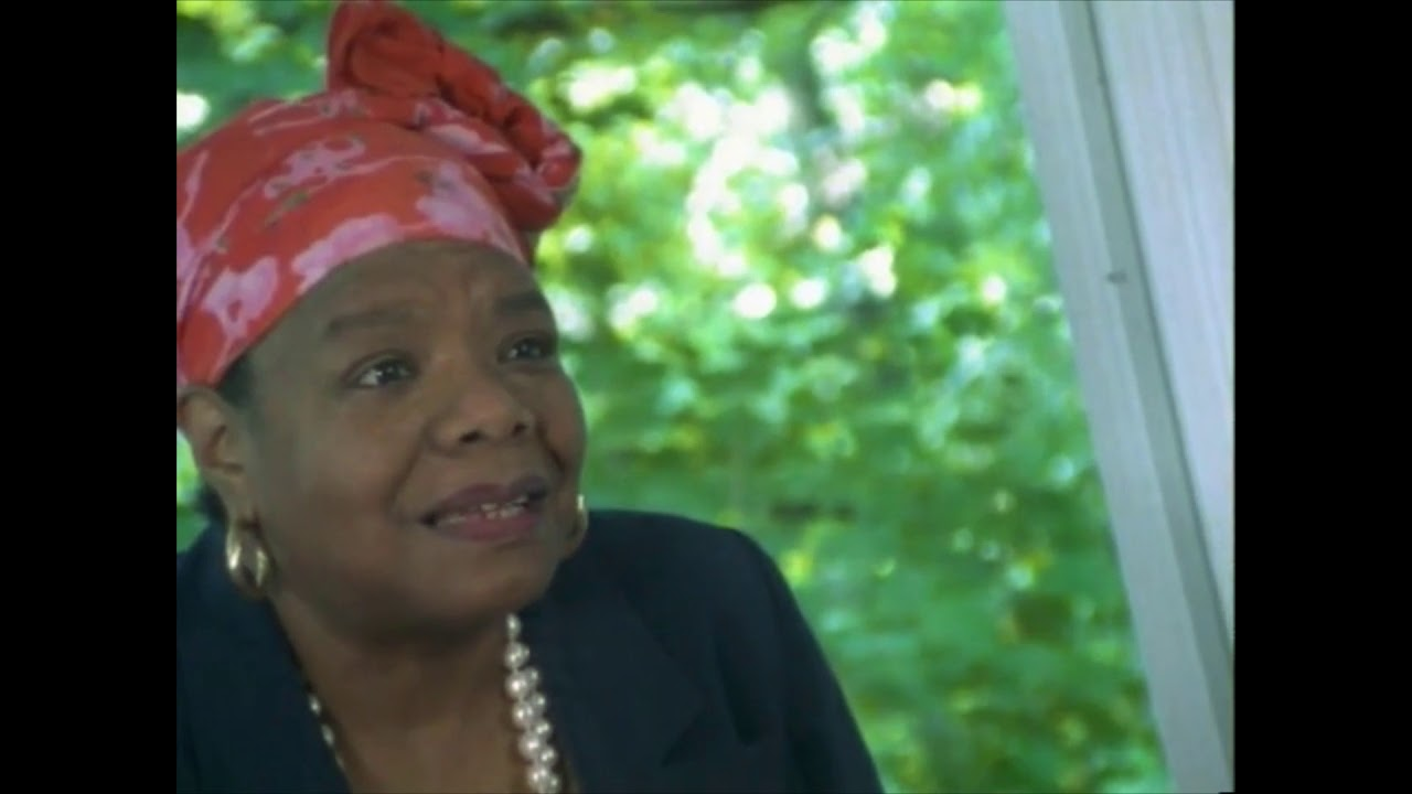 Maya Angelou: Thoughts on the American Dream