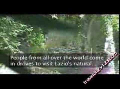 Travel Diary123 - Lazio Italy