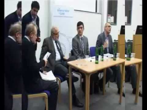 Nagorno-Karabakh_ Security in the South Caucasus, meeting-discussion at UCL