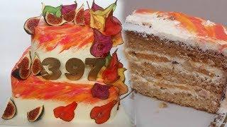 Самый Осенний Торт|Отличное сочетание|Кексик