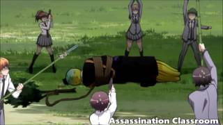 Top 10 Overpowered Anime Characters 2015 2016!