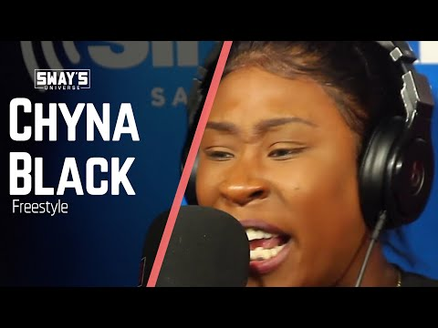 Friday Fire Cypher: Chyna Black Spits on Sway In The Morning