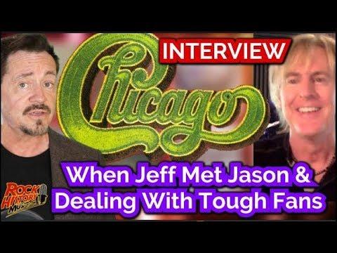Jeff Coffey On Chicago Fan Nightmare &  Meeting Jason Scheff