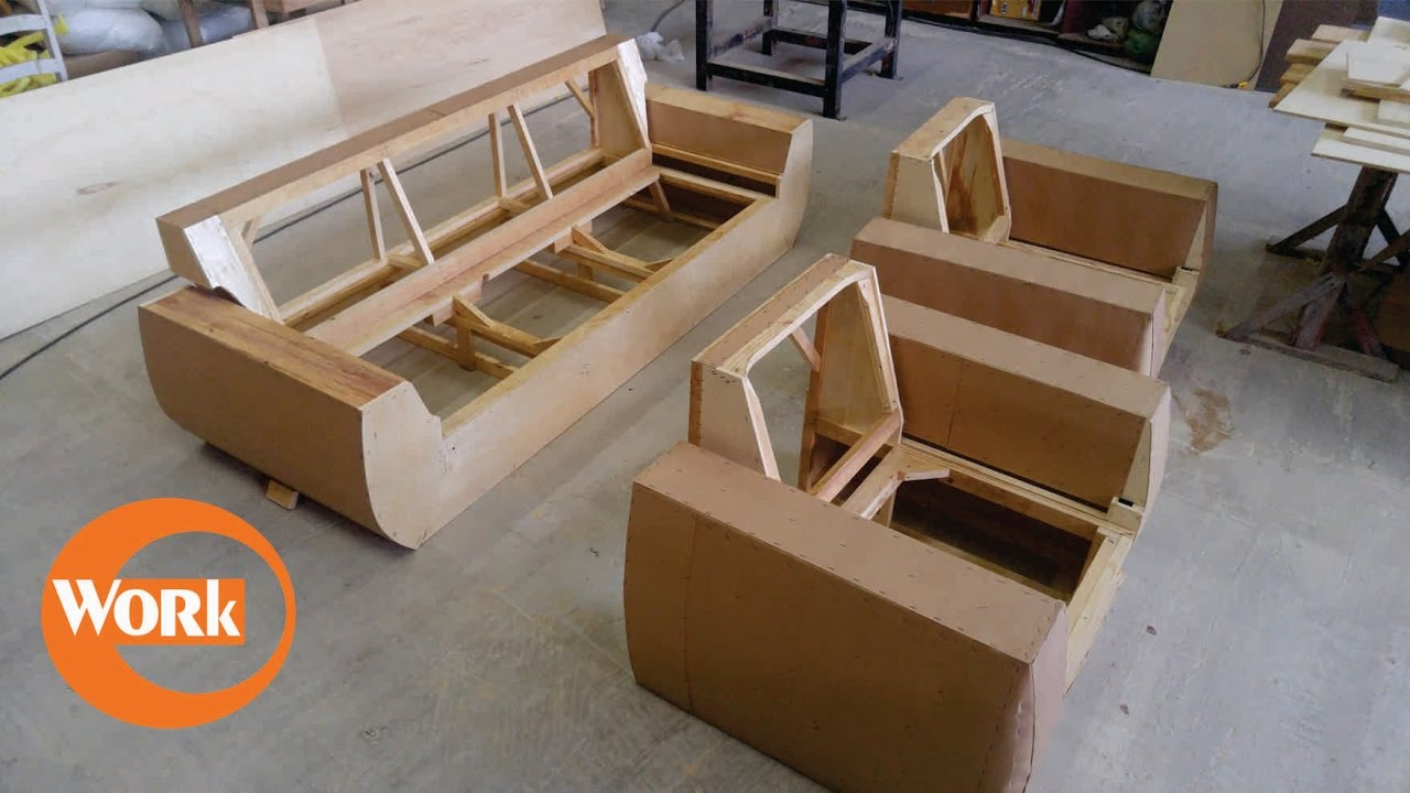 Wooden Frame For Upholstery