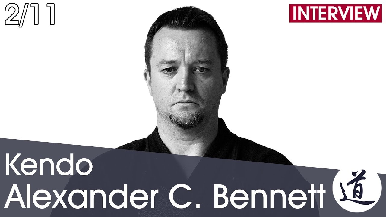 [Interview] Alexander C. Bennett - A year of tough Kendo training leading to an epiphany (S01E02)