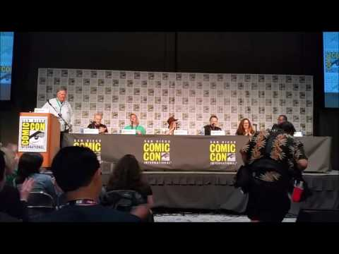 SDCC 2016 Cartoon Voices I