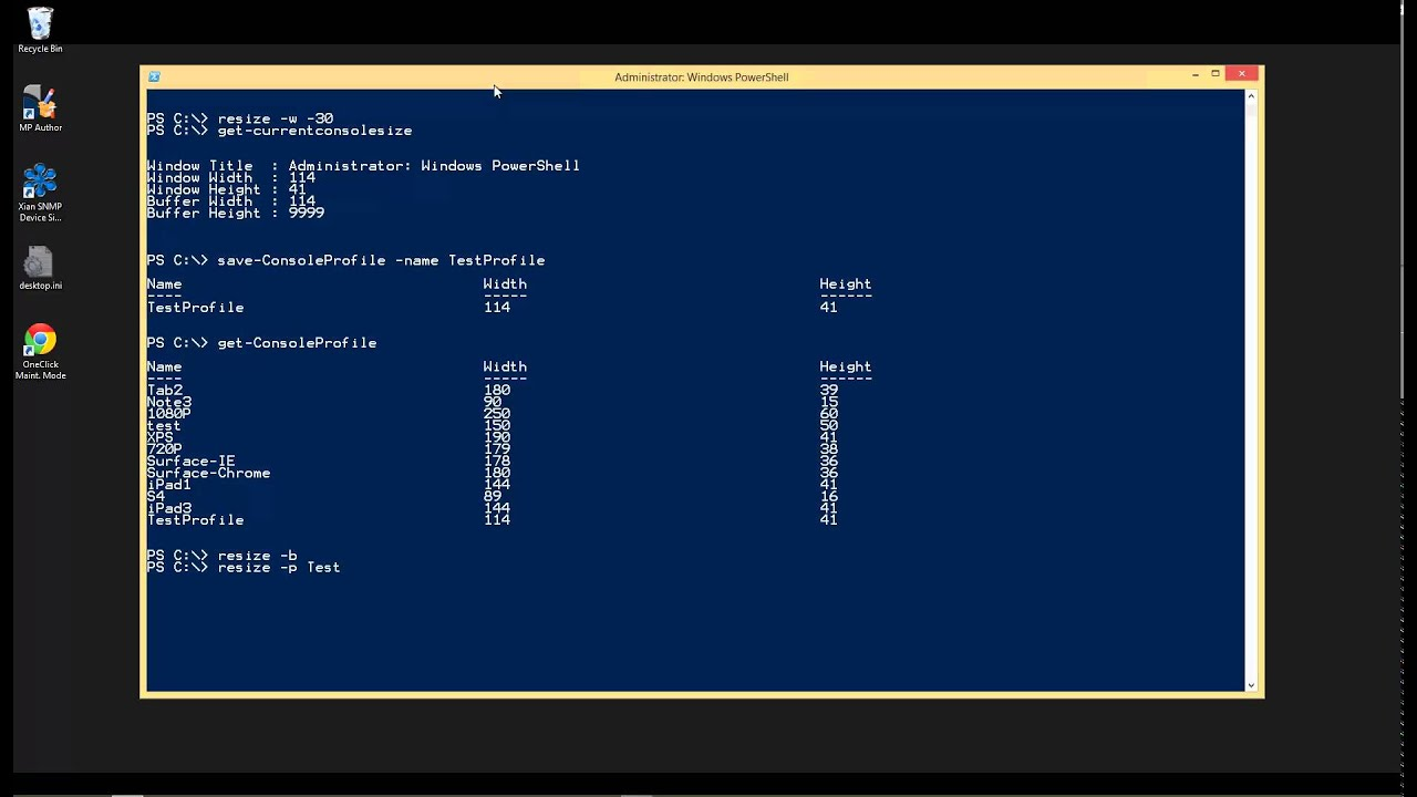 Powershell Web Access | Managing Cloud and Datacenter by Tao