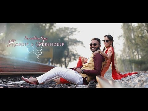 New Love Story Concept || Pre Wedding || Hardip & Arshdeep || Golden Movies Moga ||