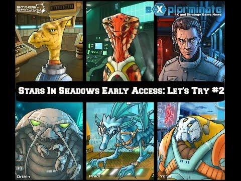 Stars In Shadows: Early Access Let's Try #2 |
