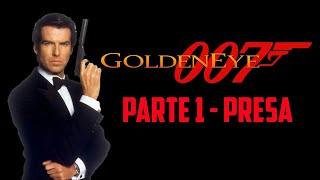 Empieza la Acción - GoldenEye 007 (N64) - Parte 1 - Presa