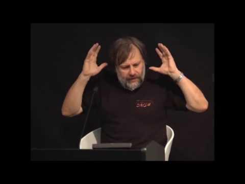 Slavoj Zizek - Why a marxist today?