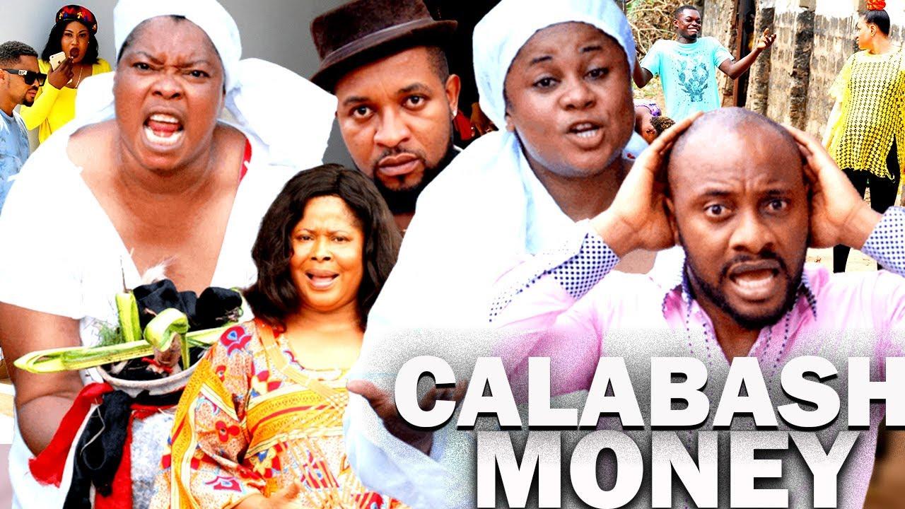 Download CALABASH MONEY (NEW UJU OKOLI MOVIE) - 2021 LATEST NIGERIAN MOVIES    NOLLYWOOD