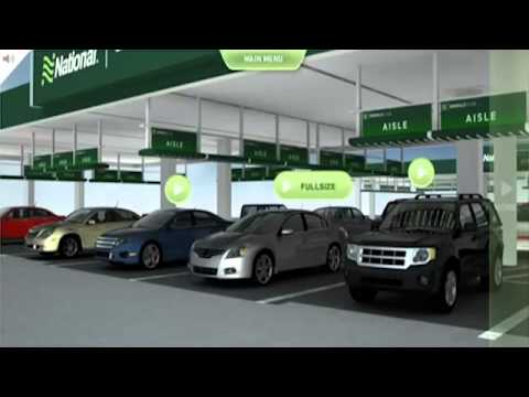 National Car Rental - Introduction to the Emerald Club