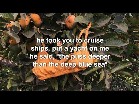 Azealia Banks - Idle Delilah (lyrics)