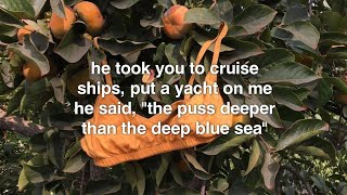Azealia Banks - Idle Delilah lyrics