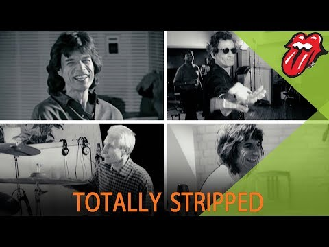 The Rolling Stones - Totally Stripped - Out now!