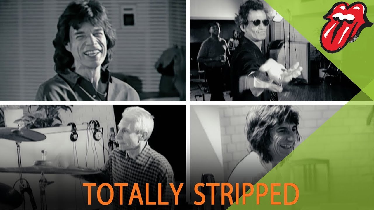 Rare Rolling Stones 'Stripped' Archive Interview: uDiscoverMusic