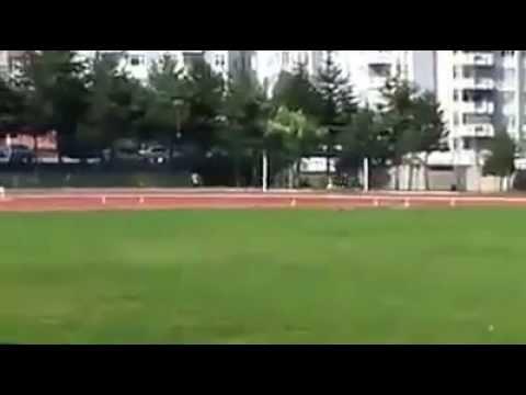 Kastamonu Üniversitesi 400 Metre Koşusu 52 Saniye