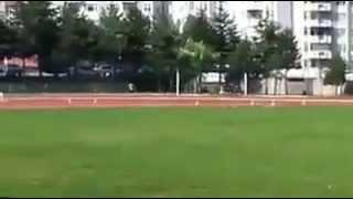 kastamonu niversitesi 400 metre koşusu 52 saniye