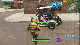 No fall damage glitch with ATK in fortnite
