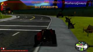 Carmageddon TDR 2000 (PC) - 1 - Hollowood: The Boulevard
