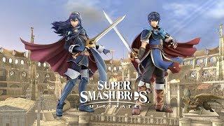 CLASH OF THE SWORDS CPU TOURNAMENT - Super Smash Bros. Ultimate