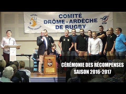 Cérémonie de Rugby 29 09 2017