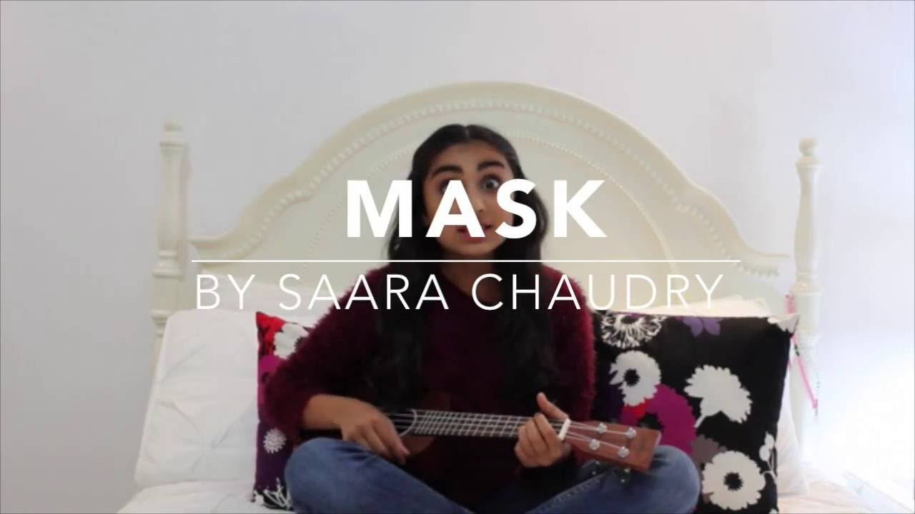 Mask by Saara Chaudry