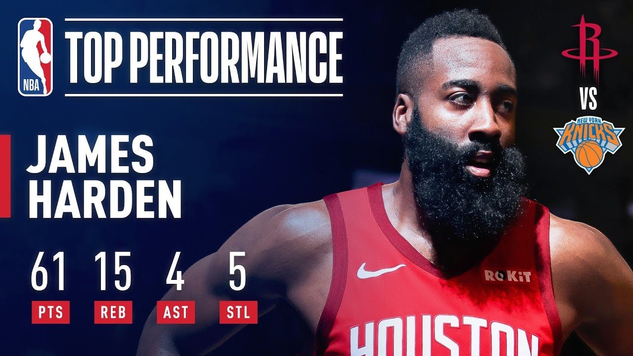 James Harden scores 59 points as Rockets top Wizards in highest ...