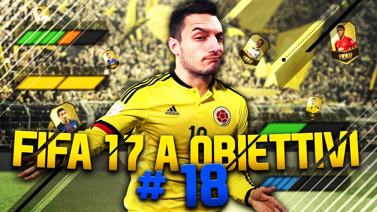 Fifa 17 A Obiettivi 18 Difensori In Attacco E Porte Blu