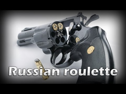 JUGANDO A LA RULETA RUSA EN DIRECTO | RUSSIAN ROULETTE TOURNAMENT