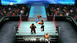 Smackdown Vs Raw 2011 - Road to Wrestlemania - Rey Mysterio Royal Rumble 2