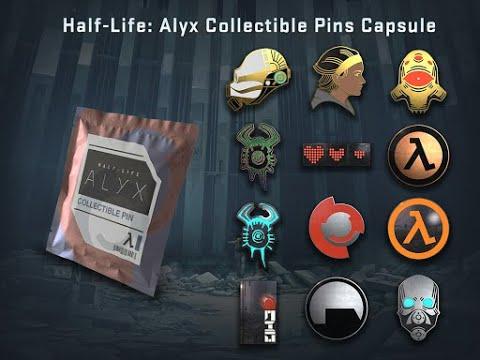 CS:GO Half Life Alyx Stickers Opening!