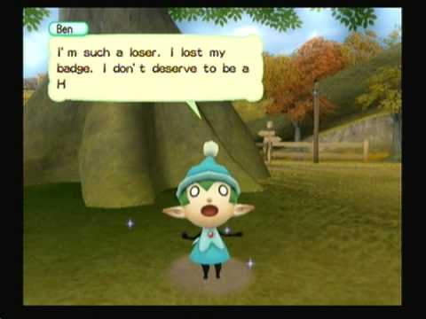 More About Harvest Moon Tree of Tranquility