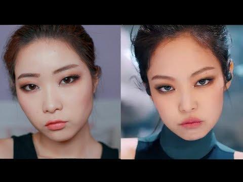 blackpink---'kill-this-love'-jennie-inspired-makeup