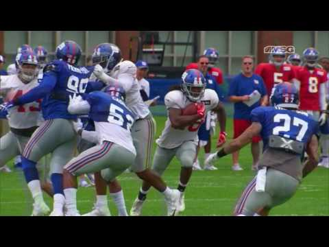 New York Giants Head Coach Ben McAdoo Looking Forward to 1st Preseason Game | MSG Networks