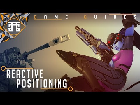 Overwatch Reactive Positioning Guide   Dojo Game Guides