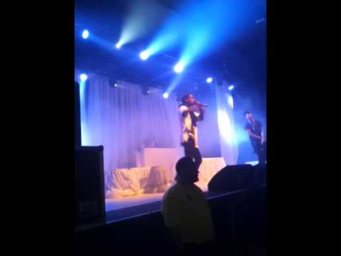 A$AP Rocky - PMW (Live Manchester 25.05.13)