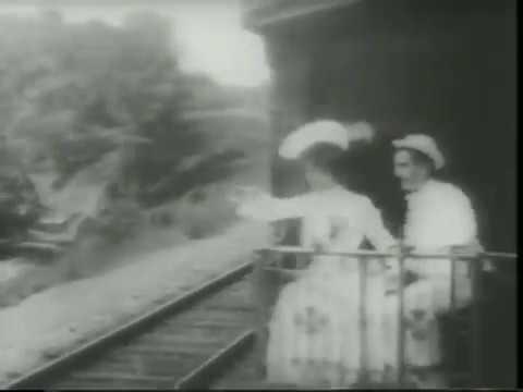 Thomas Edison film - The origins of cinema 2