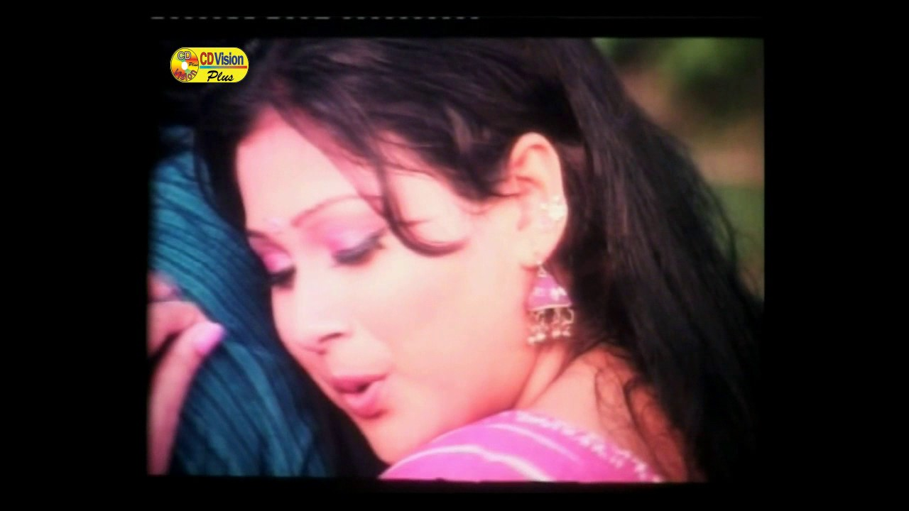 Tomar Sathe Vab Koria | HD Movie Song | Riaz & Sagorika | CD Vision