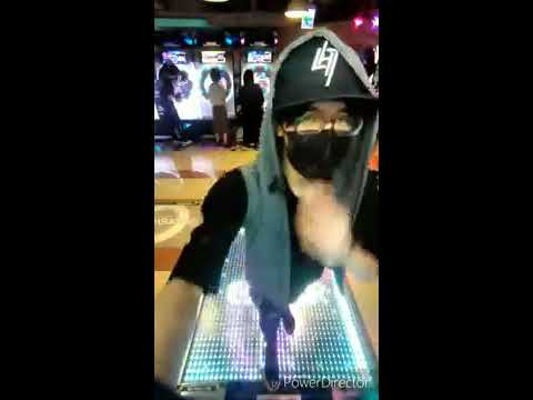 【DRS】The Light / ふつう Lv6 X DNB step #Dancerush