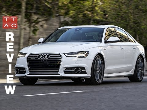 2015 audi a6 3.0t review - youtube