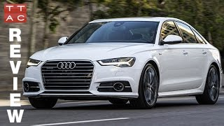 2015 Audi A6 3.0T Review