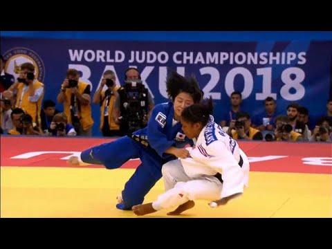 الجيدو: اليابانية تسوكاسا أوشيدا تتوج بلقب عالمي في باكو لأول مرة في مسيرتها …  - نشر قبل 8 ساعة