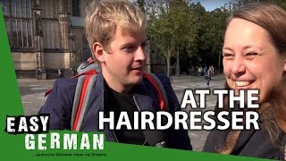 Easy German 110 - Peter beim Friseur