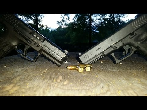 HK VP9 Vs Glock 17...Time To Crown A New King?