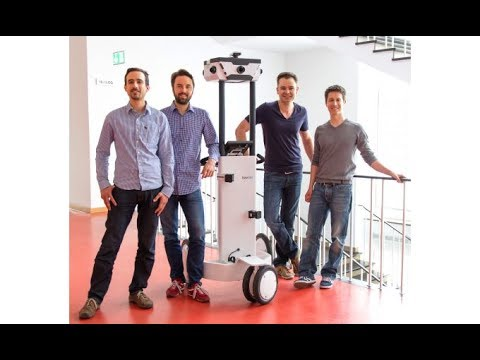 Laser Scanning, Reality Capture and Navigation with NavVis