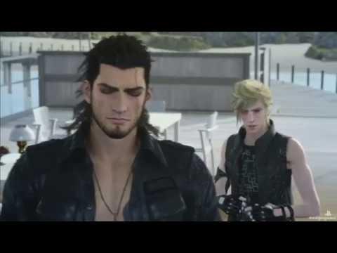 Nuevo tráiler de Final Fantasy XV desde la PlayStation Press Conference